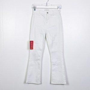 7 For All Mankind Patch Pocket Slim Kick Jeans NWT